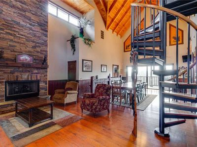 Photo for The North Face | Luxury Home| Amazing Mountain Views | Pool Table | Wi-Fi | Wet Bar | Hot Tub