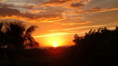Photo for Beautiful Sunsets On White Sandy Beach , Great Heated Pool -