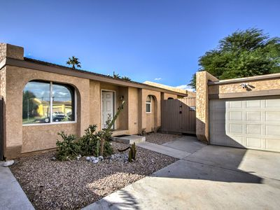 Photo for NEW! Palm Springs Home w/Private Pool & BBQ Patio!
