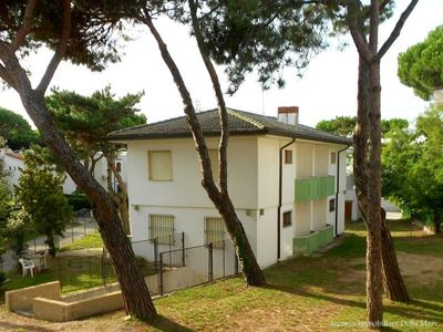Photo for Residence with garden, 250 meters from the sea