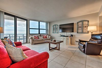 Book this Ponce Inlet vacation rental condo for your Florida getaway.