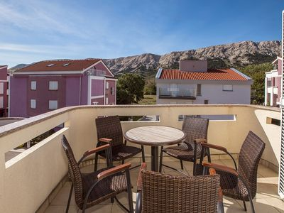 Photo for Apartments Mare / Apartment Mare 3 with Terrace & Close to the Beach