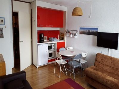 Photo for Apartment Flaine, studio flat, 5 persons