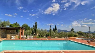 Photo for 2BR Country House / Chateau Vacation Rental in Patrignone, Toscana