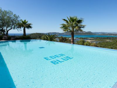 Photo for F4 2 Stunning views over the bay of Saint Cyprien and the gulf of Porto-vecchio