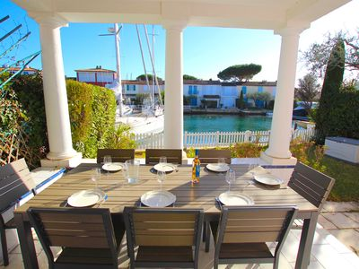 Photo for 4BR House Vacation Rental in Port Grimaud