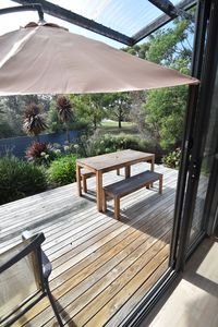 Photo for On the edge of the Golf Course. Free wifi & Netflix. Sundeck & BBQ.