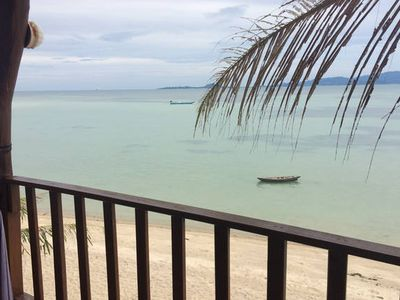 Photo for 1BR House Vacation Rental in Tambon Ban Tai, Chang Wat Surat Thani