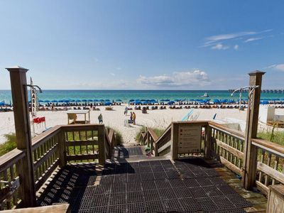 Photo for Great 5 Star Calypso Beachfront  Newly Remodeled  3 Br 2 Ba