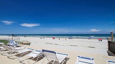 Photo for SURFSIDE SEA VIEW - Seaside Townhouse with Direct Ocean Views