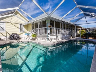 Photo for Coastal Cottage Oasis on Marco Island Steps to Public Beach Access, JW Marriott