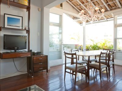 Photo for w01. 15 - Fantastic Penthouse with Private Pool in Ipanema