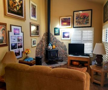 Next to 3 Wineries, 10 miles from W. Sedona, Ranch on Oak Creek, PET FRIENDLY