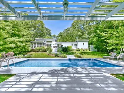 Photo for Chic East Hampton Home