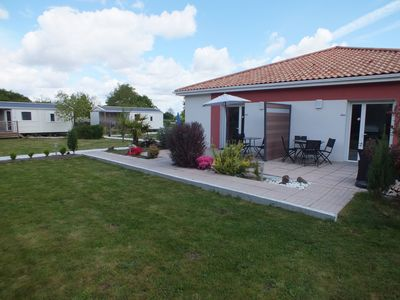 Photo for 2BR Cottage Vacation Rental in LE BIGNON, 44