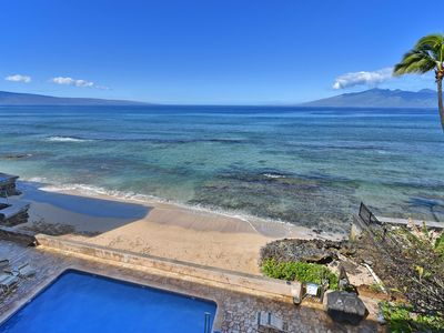 Photo for Stunning Beachfront Condo w/Spectacular Ocean Views, 2BR/2BA, New Ownership