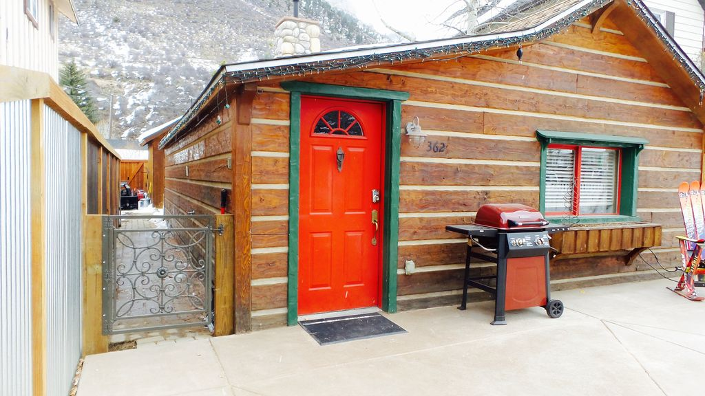Minturn ski cabin near vail beaver creek minturn for Cabins for rent near vail colorado