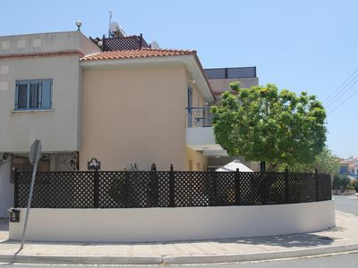 Luxury 3 Bed Villa with pool in Paphos Cyprus.With shared pool. Private rooftop