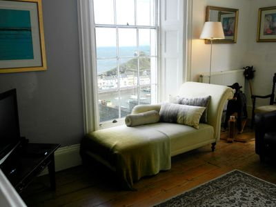 Photo for 6 Bed Regency Townhouse With Sea & Harbour Views - Perfect Family Holiday Home