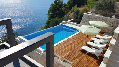 VILLA HRID Villa Cliff NEW VILLA HRID Luxurious beachfront