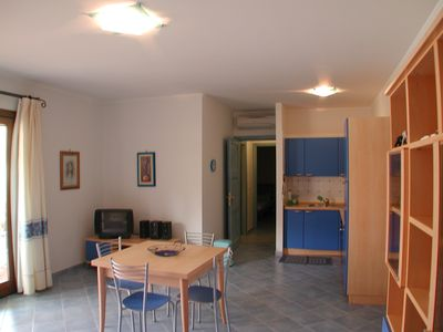 Photo for Cozy apartment near by the centre of Villasimius in a peaceful residence