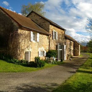 Photo for Country House with view - sleeps 5-7 - Near Cluny