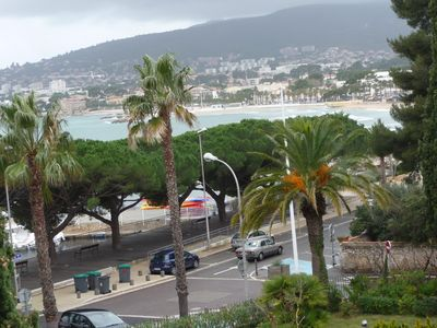 Photo for apartment of 3 rooms and a terrace. Panoramic view of the bay of La Ciotat