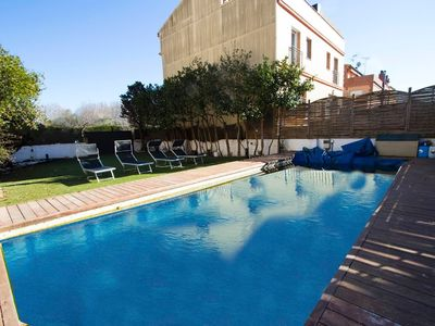 Photo for 3BR Apartment Vacation Rental in Tordera, Catalunya