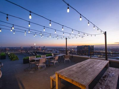 Photo for Cozy Capitol Hill Apt with Rooftop Views