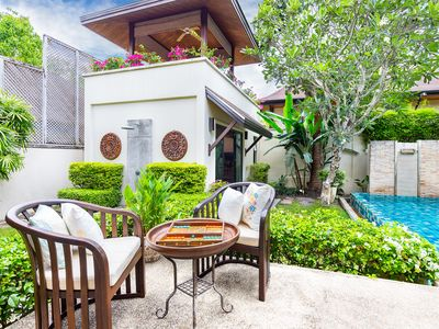 Photo for Cozy & priv. Guest Room shared Pool Rawai & Nai Harn Beach Phuket