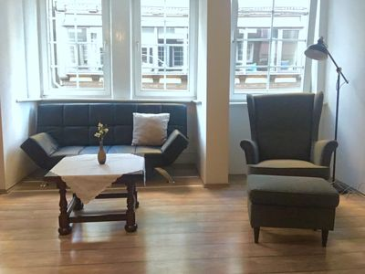 Photo for Beautiful apartment in the heart of the historic old town