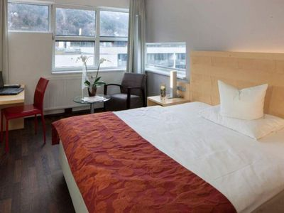 Photo for Single room with bath, WC - Austria Trend Hotel Congress Innsbruck