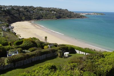 View from apartment towards St Ives