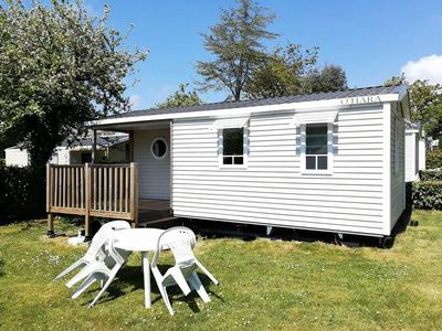 Photo for Camping Beach *** - Mobil Home 3 Rooms 4 People