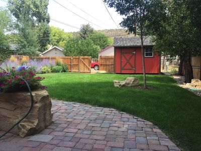Photo for Piñon Place : Downtown Home with Enclosed Yard Four Blocks to Main Ave