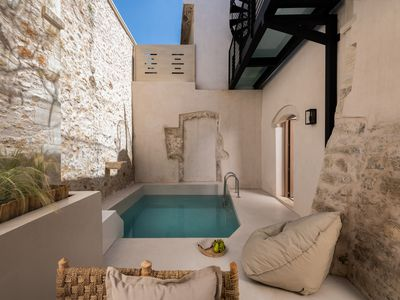 Photo for Old Town Luxury Villa 5 BR! Private pool & terrace with hammam view!