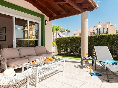 Photo for Vacation home Marina Port 1  in Maspalomas, Gran Canaria - 6 persons, 3 bedrooms