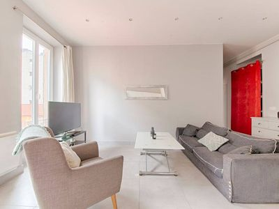 Photo for IDEALLY PLACED - NICE FLAT IN THE HEART OF NICE