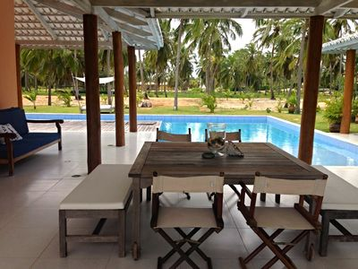 Photo for 4BR Villa Vacation Rental in MARACAJAU, Rio Grande de Norte