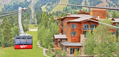Photo for Teton Club - 2BR - Luxury - At the Tram!