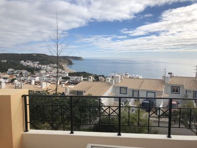 Photo for Deluxe Linked Villa, Shared Pool And Sea Views