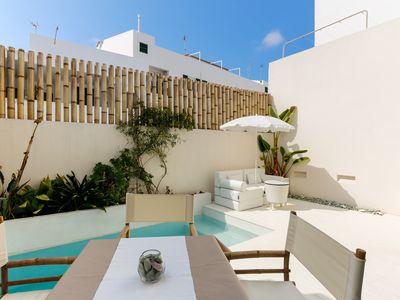 Photo for Minorca: Great design house in the center of Ciutadella
