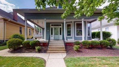 In the Heart of East Nashville Home Close to Downtown
