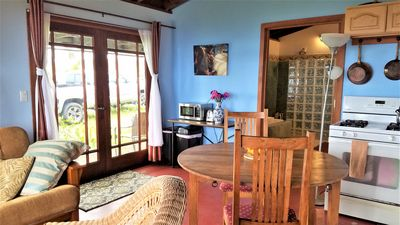 Photo for Amazing Ocean, Grand Sky, and Hilo Views.  Spacious, yet comfy.