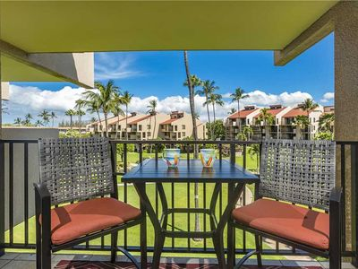 Photo for Remodeled one bedroom garden view condo at Kamaole Sands. sleeps 4. 7-306