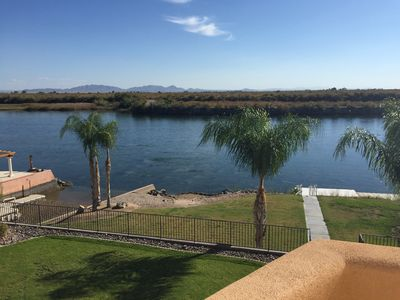 Photo for Beautiful Home Right On The Colorado River