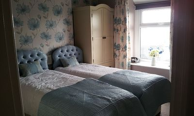 Photo for Cosy 2 bedroom cottage that sleeps up to 4 people located on the Great Orme