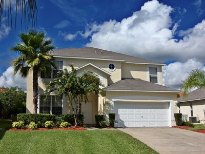 Photo for Spacious 8BR | Private Pool & Spa | Theater | Near Disney