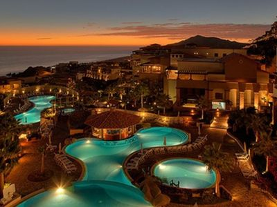 This is why this resort is called the Pueblo Bonito SUNSET Beach!