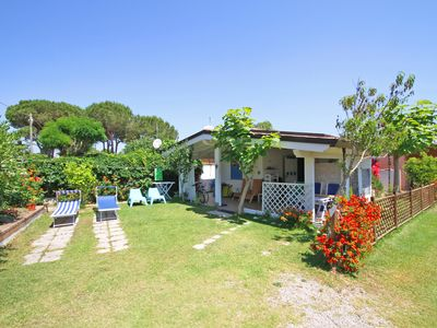 Photo for San Felice Circeo: detached 2 - super comfortable just 100 meters from the sea